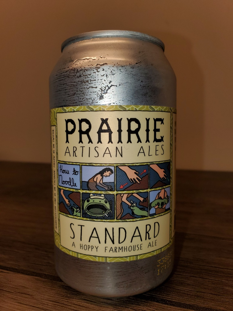 Standard from Prairie Artisan Ales